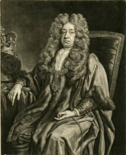 John Houblon - a contemporary of Thomas Blagrave ad also a fellow leading parishener in the parish of St. Christopher le Stocks