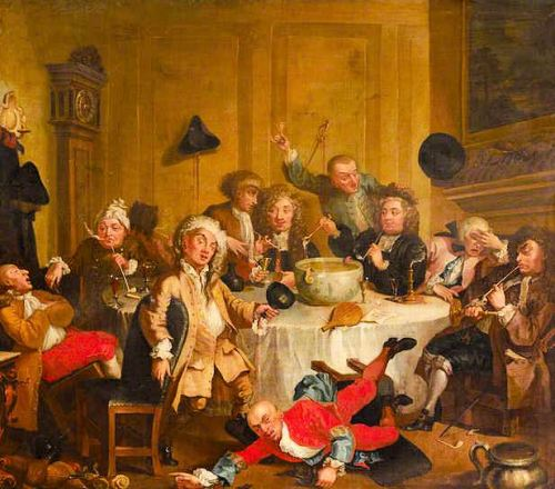 William Hogarth's